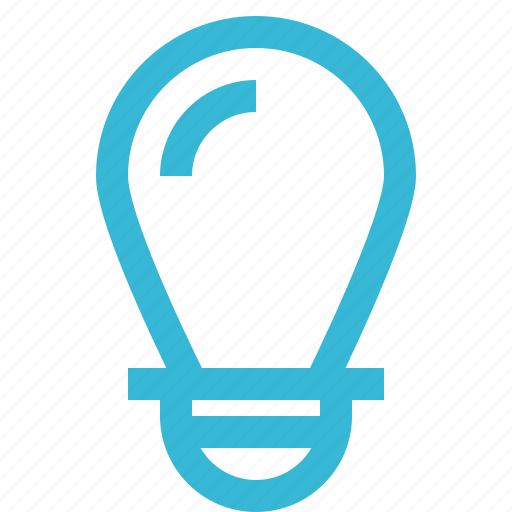 bulb, electric, electricity, idea, lamp, light icon