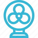air, conditioner, cooling, fan, ventilator icon