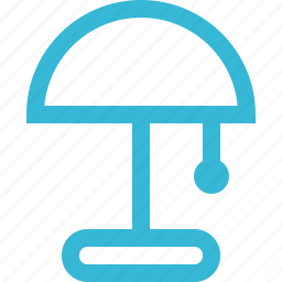 bulb, electric, electricity, lamp, light icon