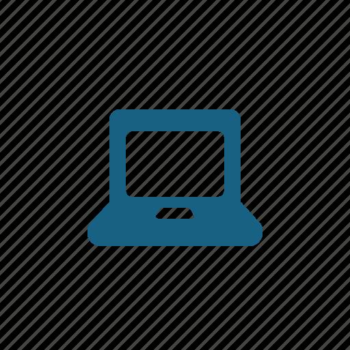 computer, electronics, laptop, technology icon