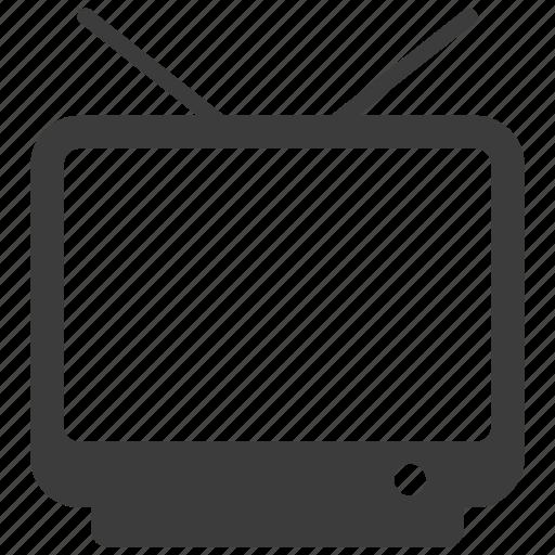 electronics, television, tv icon