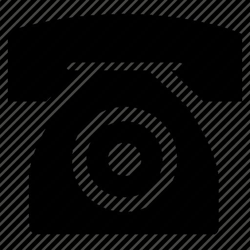 communication, connection, electronics, phone, talk, telephone icon