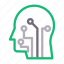 artificial, electronics, intelligence, robot, technology
