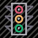 electric, led, light, signal, traffic