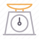 machine, measure, meter, scale, weight icon