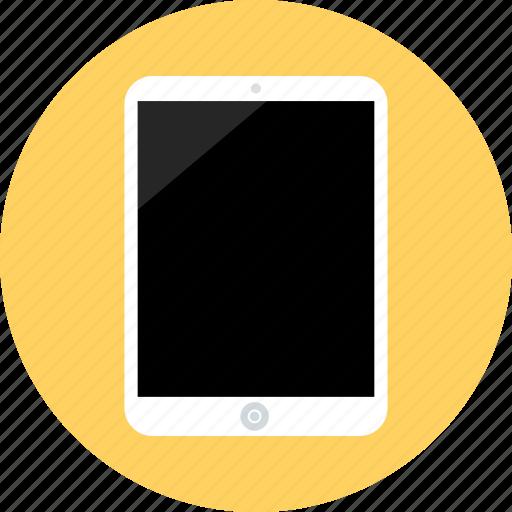 air, device, electronic, gadget, ipad, pad, tech icon