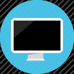 electronic, gadget, monitor, pc, screen, tech icon