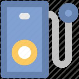 ios device, ipod, mp4 player, music player, walkman icon