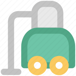 cleaning, domestic cleaner, electric, hoover, household appliance, housework tool, vacuum cleaner icon