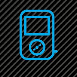 audio, hear, listen, listening, mp3, mp4, music icon