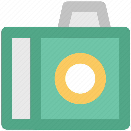 camera, photo camera, photographic equipment, photography, picture icon