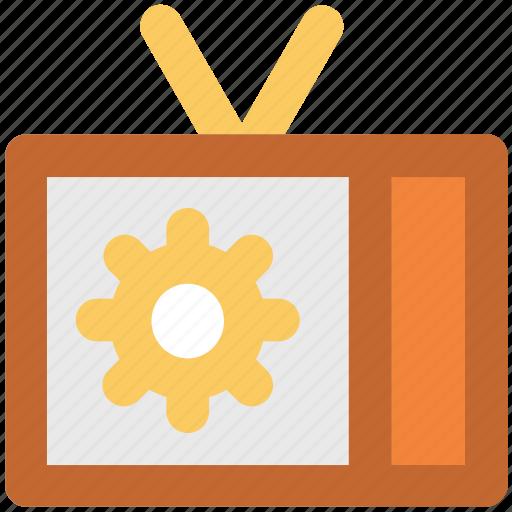 electronics, retro tv, technology, tv, tv repair, tv set, tv setting, vintage tv icon