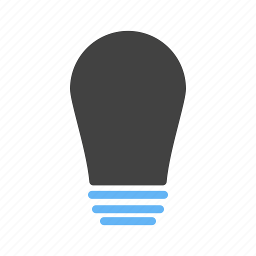 Bulb, led, electric, light icon