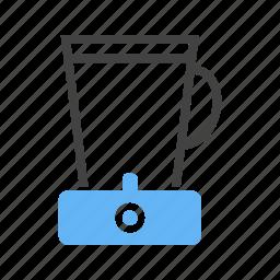 electric, jug, juicer, kitchen, utensil icon