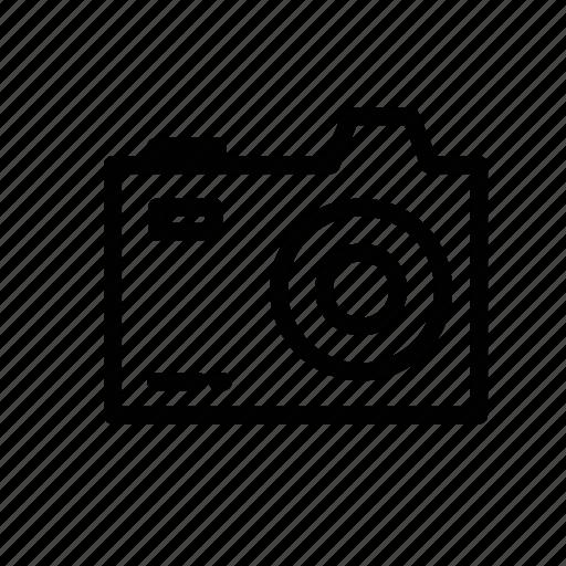 camera, digital camera, electronics, photo camera icon