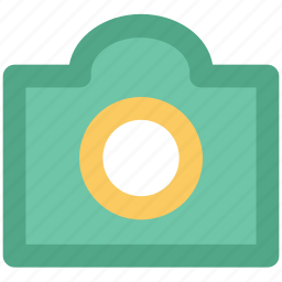 camera, photo camera, photographic equipment, photography, picture icon