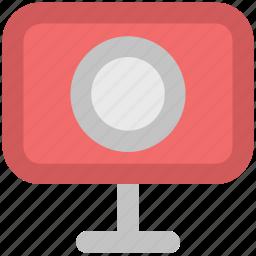 cam, computer accessory, video, video device, video source, web camera, webcam icon
