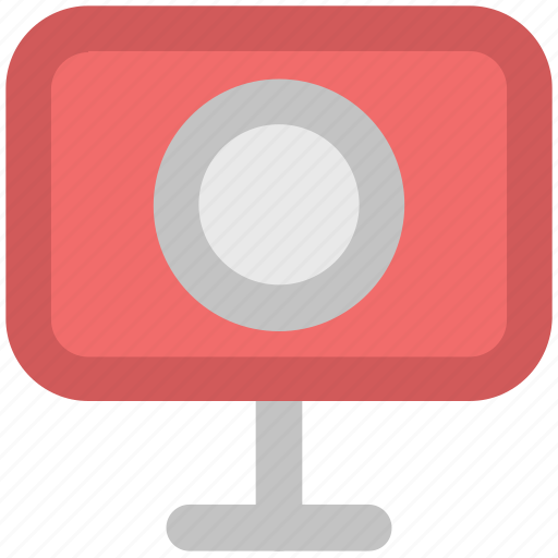 cam, computer accessory, video, video device, video source, web camera, webcam icon