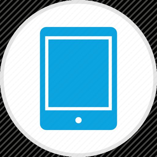ipad, pad, tablet icon