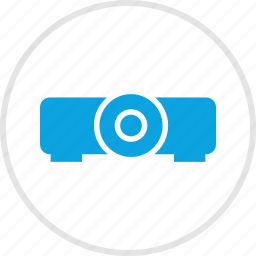 device, gadget, projector icon