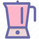 blender, jug, juicer, juicer machine, kitchen, machine icon