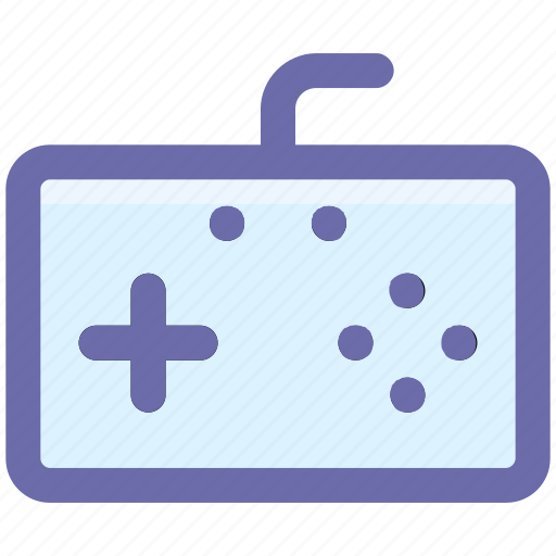 Control pad, game conroller, game console, game controller, game pad, joypad icon - Download on Iconfinder