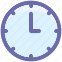 clock, hour, optimization, schedule, time, watch icon