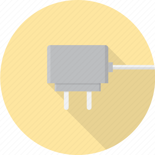 battery, cable, charger, electricity, electronics, energy, power icon