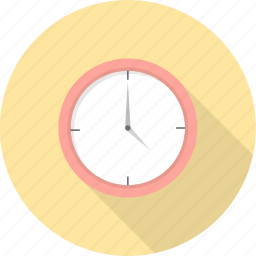 clock, deadline, hour, minute, time, timer icon