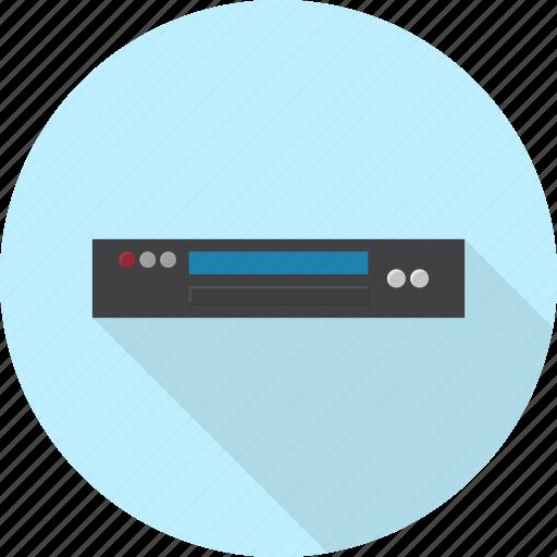 device, dvd, electronics, player, sound, technology icon