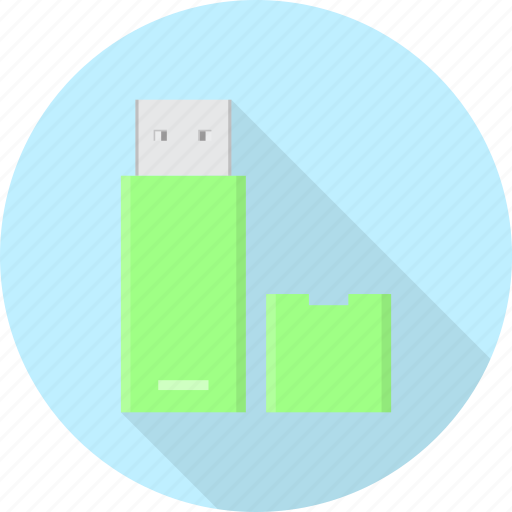 data, electronics, flash, flashdisk, storage, usb icon