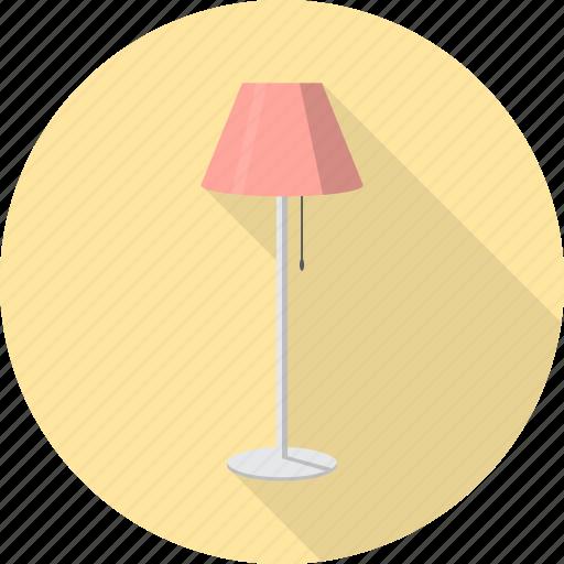 decoration, electronics, interior, lamp, light icon