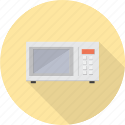 cook, electronics, kitchenware, microwave, modern, oven icon