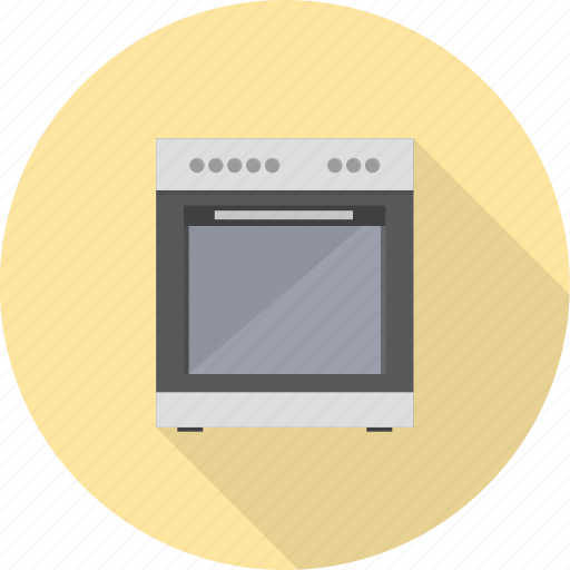cooker, cooking, electronics, kitchen, oven, stove icon