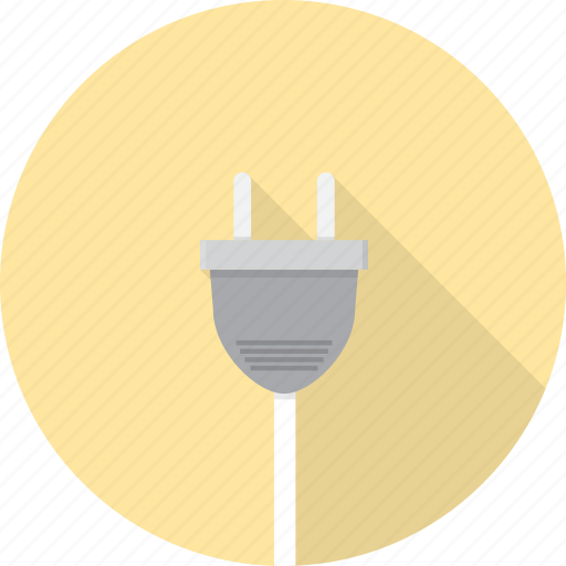 cable, electronics, energy, plug, power, supply icon