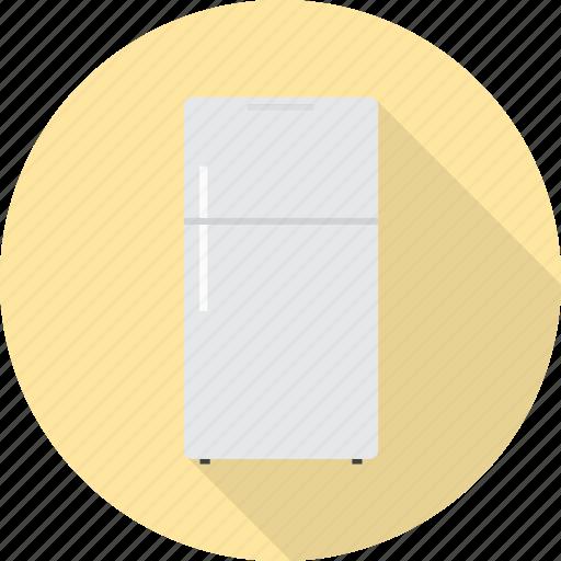 cold, electronics, freezer, fridge, ice, kitchen, refrigerator icon