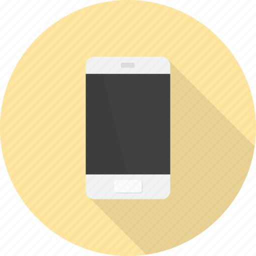 business, electronics, mobile, phone, smartphone, technology, touchscreen icon