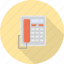 cable, call, communication, electronics, telephone icon