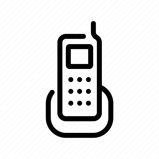 appliance, device, electronic, home, phone icon
