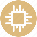 .svg, computer chip, integrated circuit, memory chip, microprocessor, processor chip icon