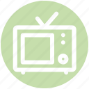 .svg, electronics, retro tv, tv, tv set, vintage tv icon