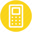 .svg, cell phone, cellular phone, keypad mobile, mobile, phone icon