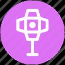 .svg, camcorder light, camera light, photo studio, photography, spotlight icon