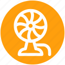 .svg, charging fan, electric fan, fan, pedestal fan, ventilator fan icon