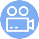 .svg, devices, electronics, products, technology, video camera icon