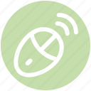 .svg, computer hardware, computer mouse, input device, pointing device, wireless mouse icon