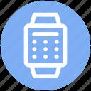 .svg, fashion, hand watch, timer, watch, wrist watch icon