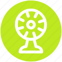 .svg, cooler, energy, fan, ventilator wind icon