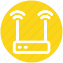 .svg, electronics, router, tools, wireless icon