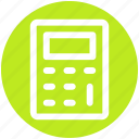 .svg, accounting, calc, calculator, machine, math, stationery icon
